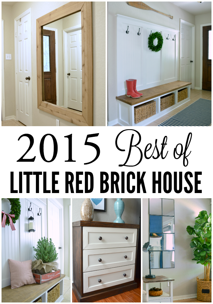 2015 Best of LRBH | LITTLE RED BRICK HOUSE
