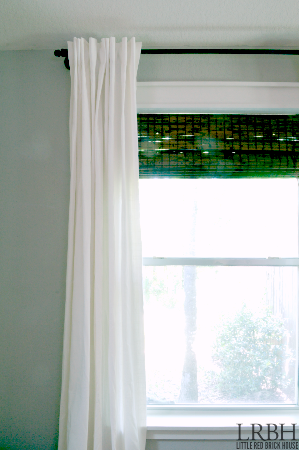 Galvanized Pipe Curtain Rod feature 3 WM